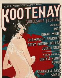 Kootenay Burlesque Festival