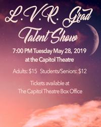 2019 Grad Talent Show
