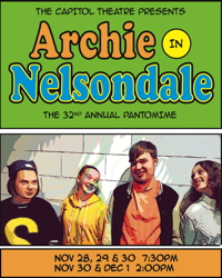Archie in Nelsondale