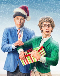 O Christmas Tea: A British Comedy