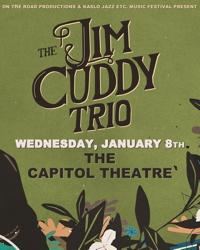The Jim Cuddy Trio