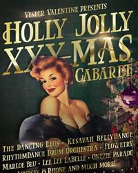 Holly Jolly XXX-MAS Cabaret