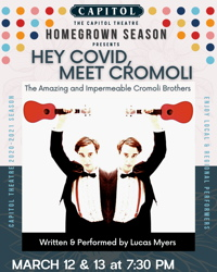 Cromoli Brothers Greet COVID with Laughs
