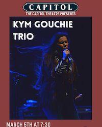 Kym Gouchi Trio – STREAM