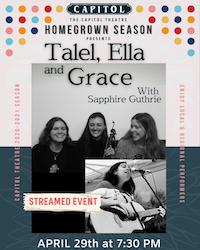 Talel, Ella and Grace with Sapphire Guthrie – STREAM