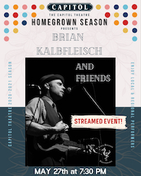Brian Kalbfleisch with Rob Fahie and Friends – STREAM