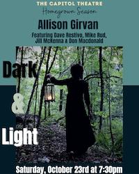 DARK AND LIGHT – Allison Girvan